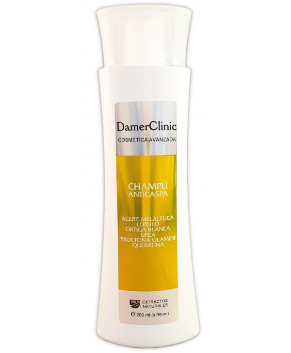 DAMERCLINIC CHAMPÚ ANTICASPA 200ml